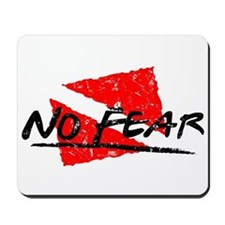 No Fear Dive Flag Mousepad