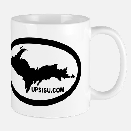 UP Michigan's Upper Peninsula Mug