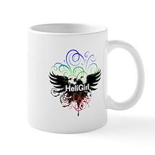HeliGirlCurlyColor2 Mug