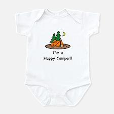 I'm A Happy Camper!! Infant Bodysuit