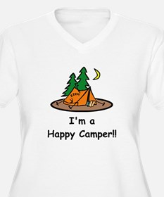 I'm A Happy Camper!! T-Shirt