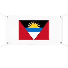 Flag of Flag of Antigua and Barbuda Banner