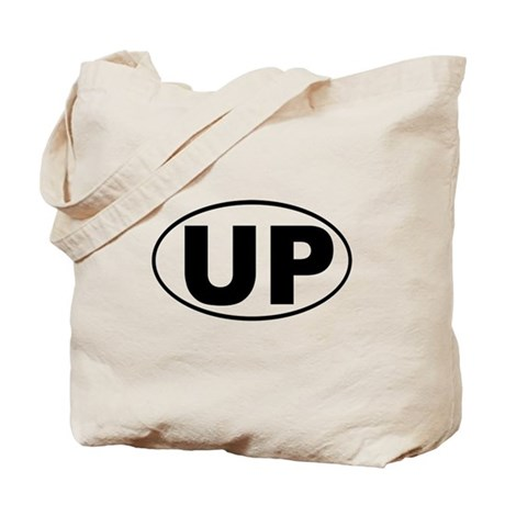 The UP basic Tote Bag