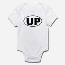 The UP basic Infant Bodysuit