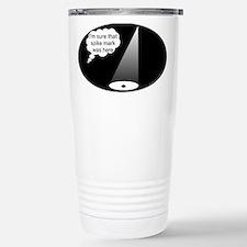 Spike Mark Travel Mug