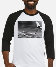 F-105 Thunderchief Fighter Baseball Jersey