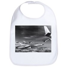 F-105 Thunderchief Fighter Bib