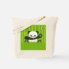 Bamboo Panda Tote Bag