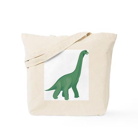 Brontosuarus Tote Bag