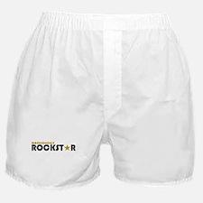 Radiology Rockstar 2 Boxer Shorts