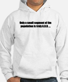 Small Segment is ADD Hoodie