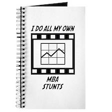 MBA Stunts Journal