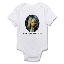 I Can Handel It Infant Bodysuit