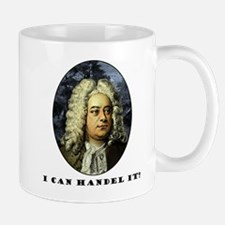 I Can Handel It Small Small Mug