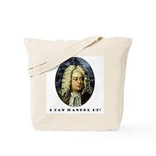 I Can Handel It Tote Bag