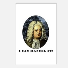 I Can Handel It Postcards (Package of 8)
