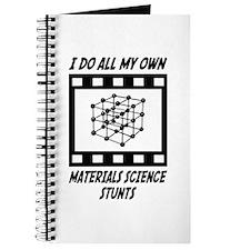 Materials Science Stunts Journal