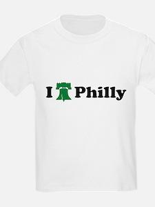 I LOVE PHILADELPHIA I LOVE PH T-Shirt