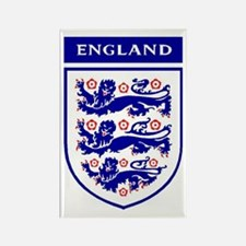 Cute England Rectangle Magnet