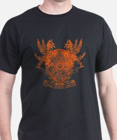 Dragons Orange T-Shirt