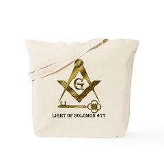 Light of Solomon #77 Tote Bag