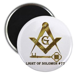 Light of Solomon #77 Magnet