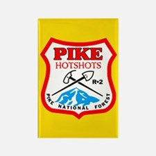 Pike Hotshots Magnet 5