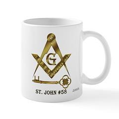 St. John #58 Mug