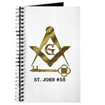 St. John #58 Journal