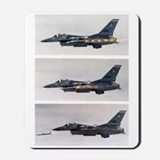 F-16 Fighting Falcon Fighter Mousepad