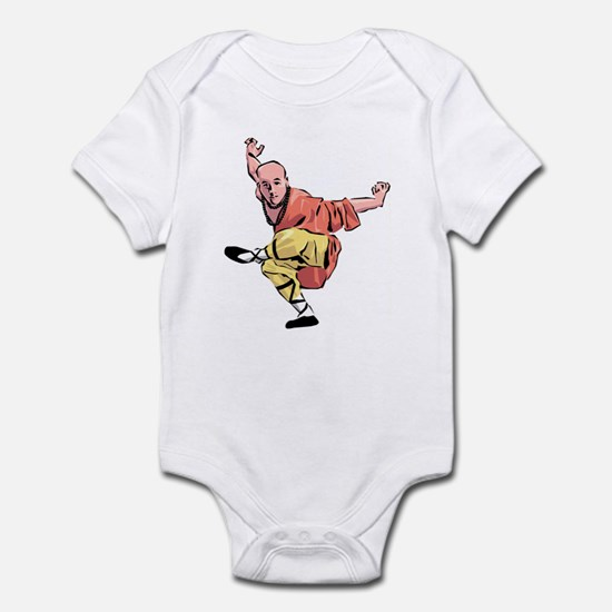 Shaolin Kungfu Infant Creeper