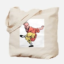 Shaolin Kungfu Tote Bag