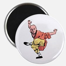 Shaolin Kungfu Magnet