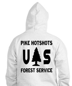 Pike Hotshots Hooded Shirt 5