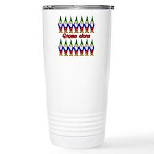 Gnome Clone Travel Coffee Mug