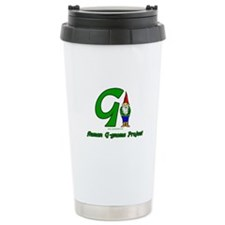 Human G Gnome Project Travel Mug