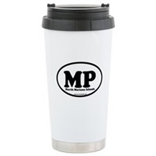 North Mariana Islands Travel Mug