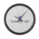 Game of Life Large Wall Clock