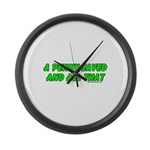 A Penny Saved and All That Large Wall Clock