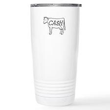Cash Cow Travel Mug