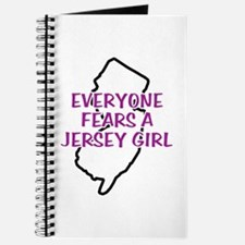 Everyone Fears a Jersey Girl Journal