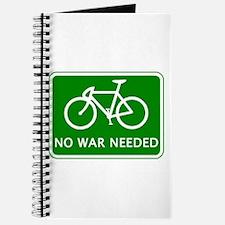 BICYCLE. No War Needed Journal