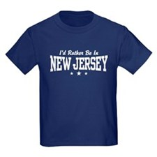 I'd Rather Be In New Jersey T