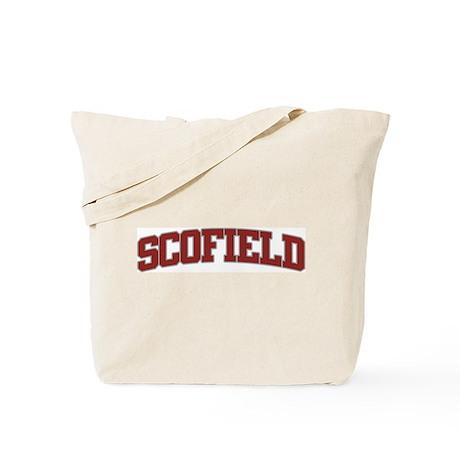 SCOFIELD Design Tote Bag