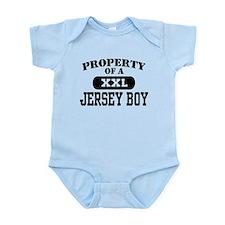 Property of a Jersey Boy Infant Bodysuit