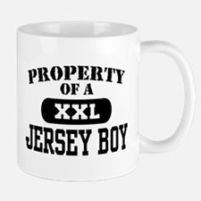 Property of a Jersey Boy Mug
