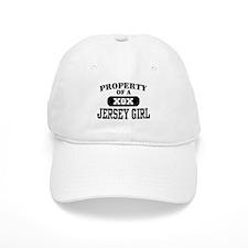 Property of a Jersey Girl Baseball Cap