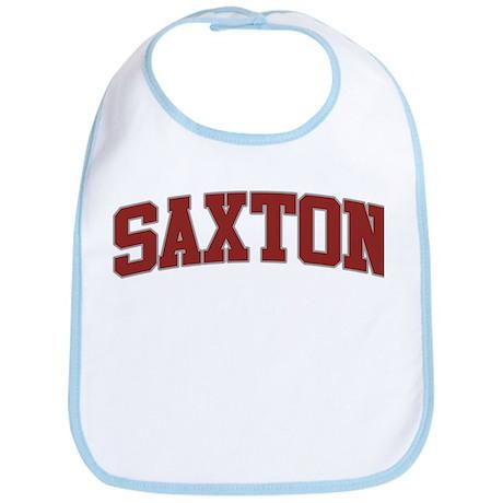 SAXTON Design Bib