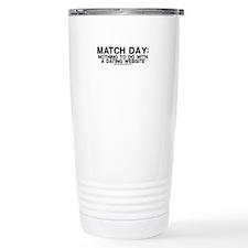 Match Day Dating Website Travel Mug