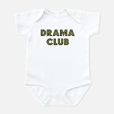 "Drama Club ""Label Me"" Infant Creeper"